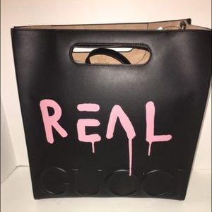 258916d54ef274 Gucci Bags | Ghost Shopper Tote14l X 15h X 5w | Poshmark